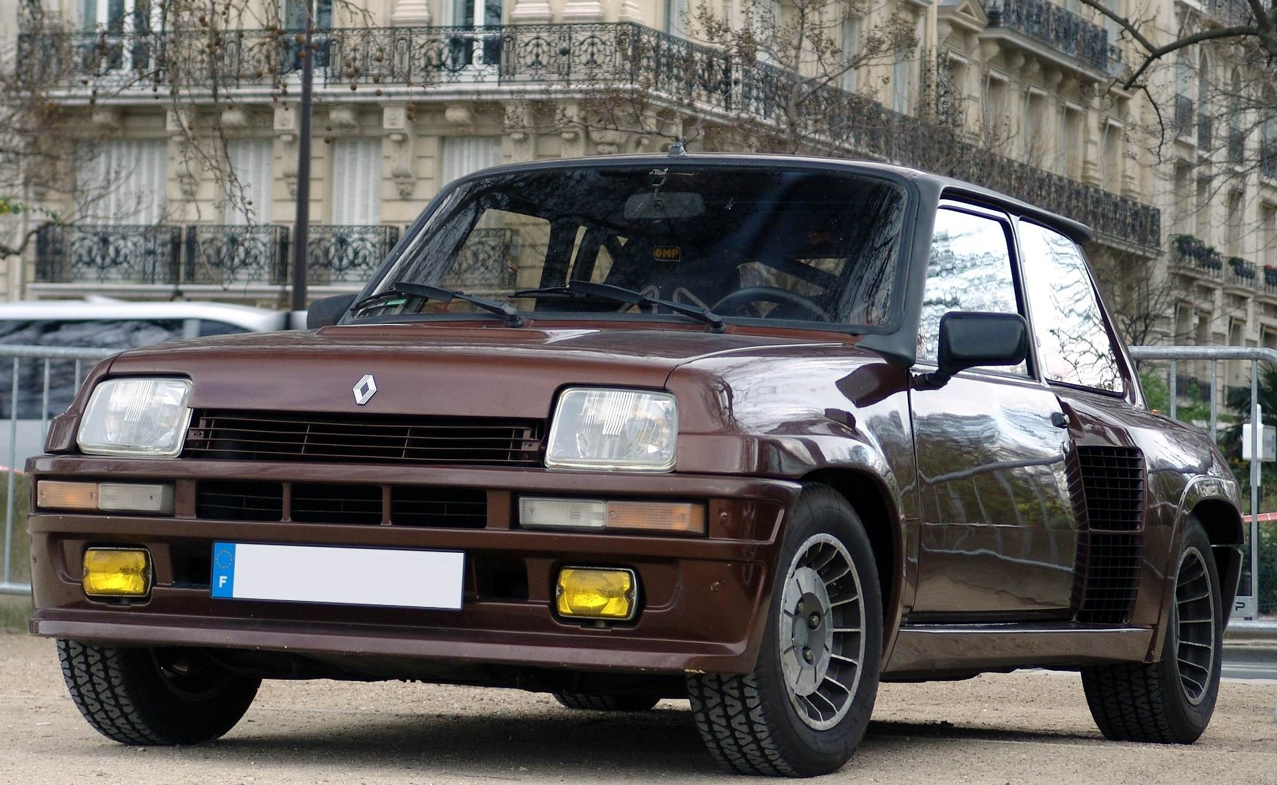 Renault 5 Turbo 2 1984