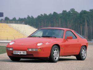 1988 Porsche 928 S4 Clubsport