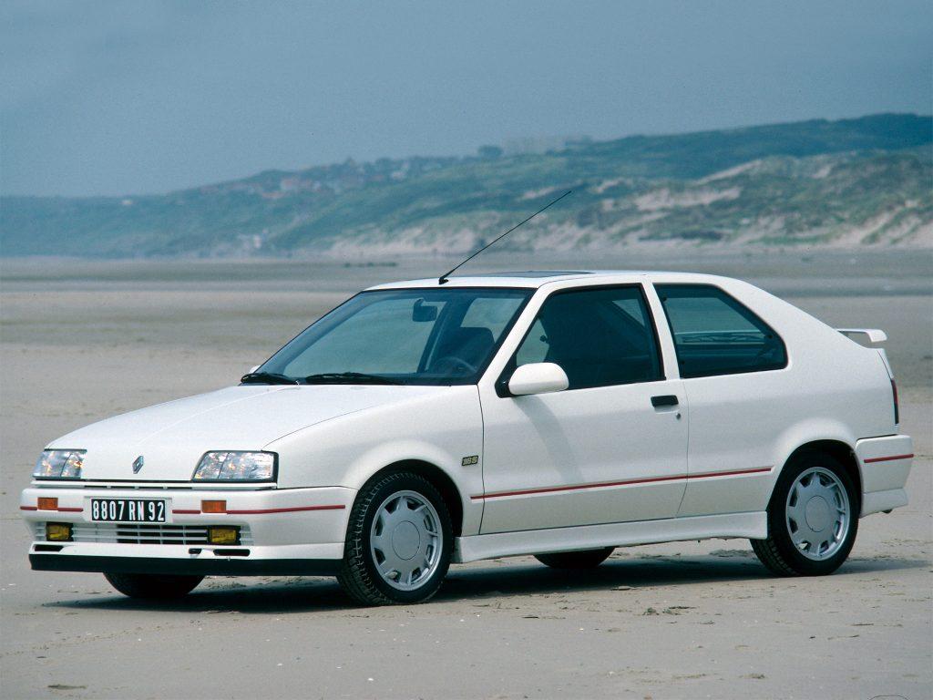 1988 Renault 19 16v 3 portes