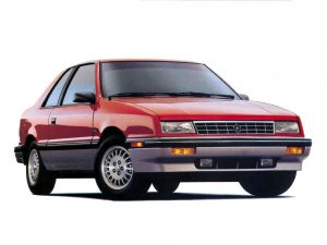 1990 Plymouth Sundance RS