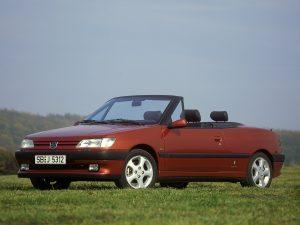 1993 Peugeot 306 Cabriolet