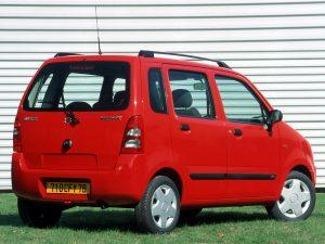 2000 Suzuki Wagon R Plus