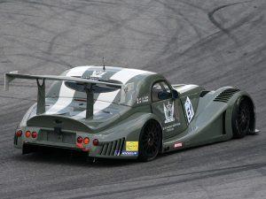Morgan Aero 8 GT (2001)