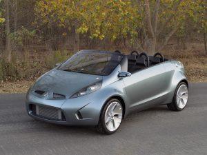 Mitsubishi Tarmac Spyder Concept 2003