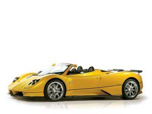 Pagani Zonda Roadster 2003