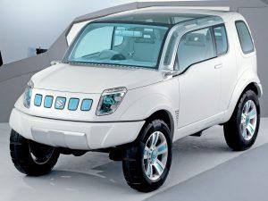 2003 Suzuki Landbreeze Concept