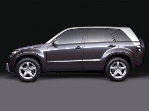 2005 Suzuki Concept X2