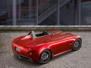 2007 Pontiac Solstice SD-290 Concept