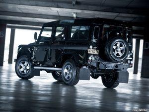2008 Land Rover Defender 110 SVX