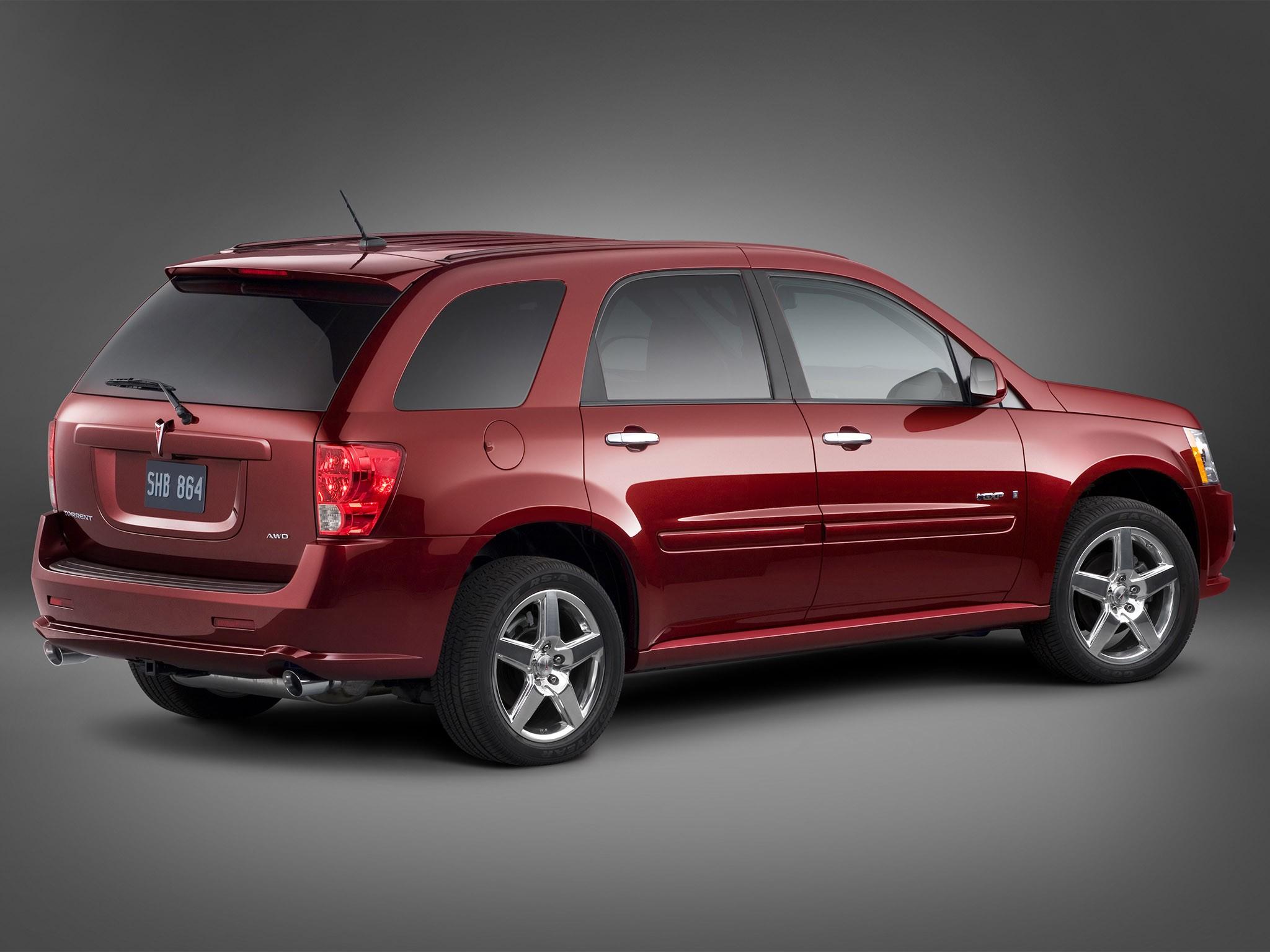 2008 Pontiac Torrent GXP
