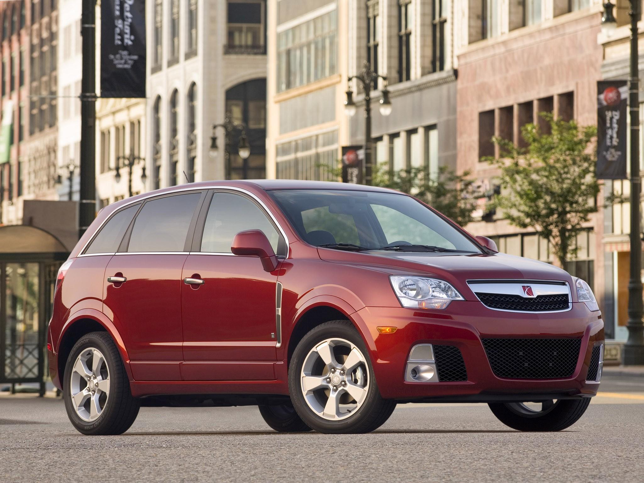 Saturn Constructeur Automobiles du groupe Américain General Motors
