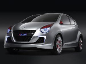 2008 Suzuki A-Star Concept