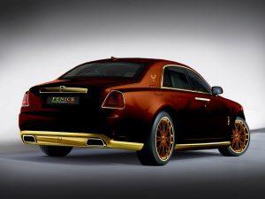 2010 Rolls Royce Ghost Fenice Milano Edition