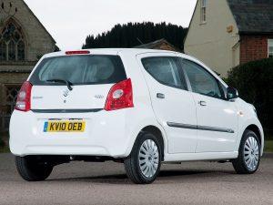 2010 Suzuki Alto SZ-L UK