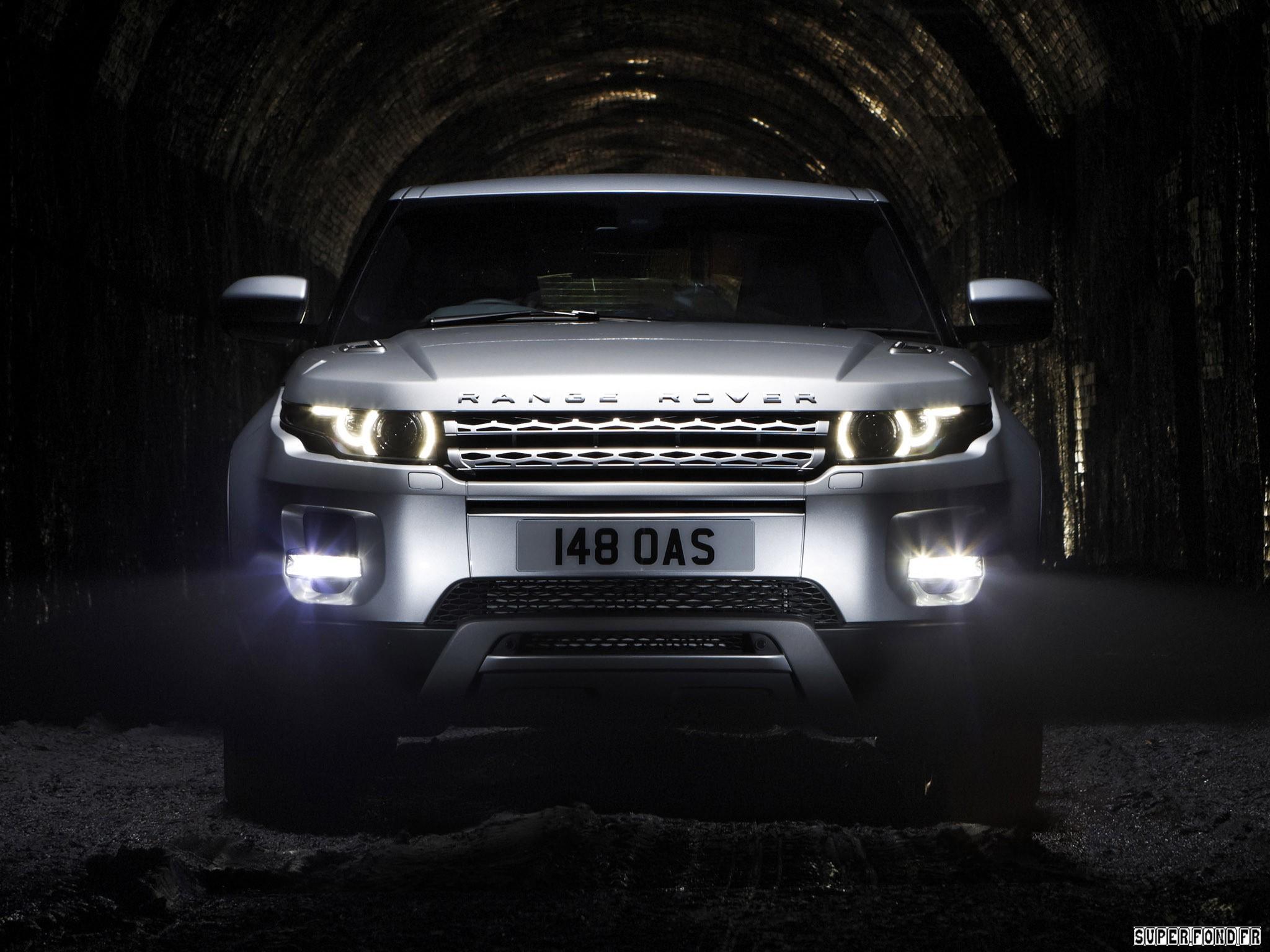 2011 Land Rover Range Rover Evoque Coupe SI4 Prestige UK