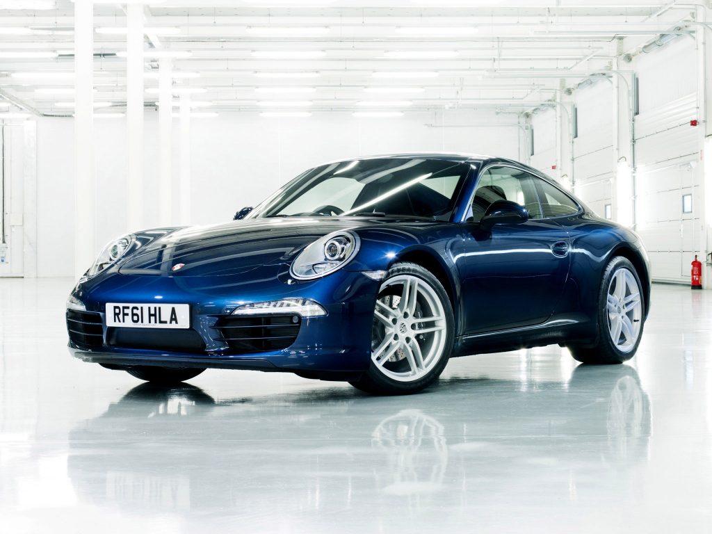 2011 Porsche 911 Carrera Coupe 991 UK