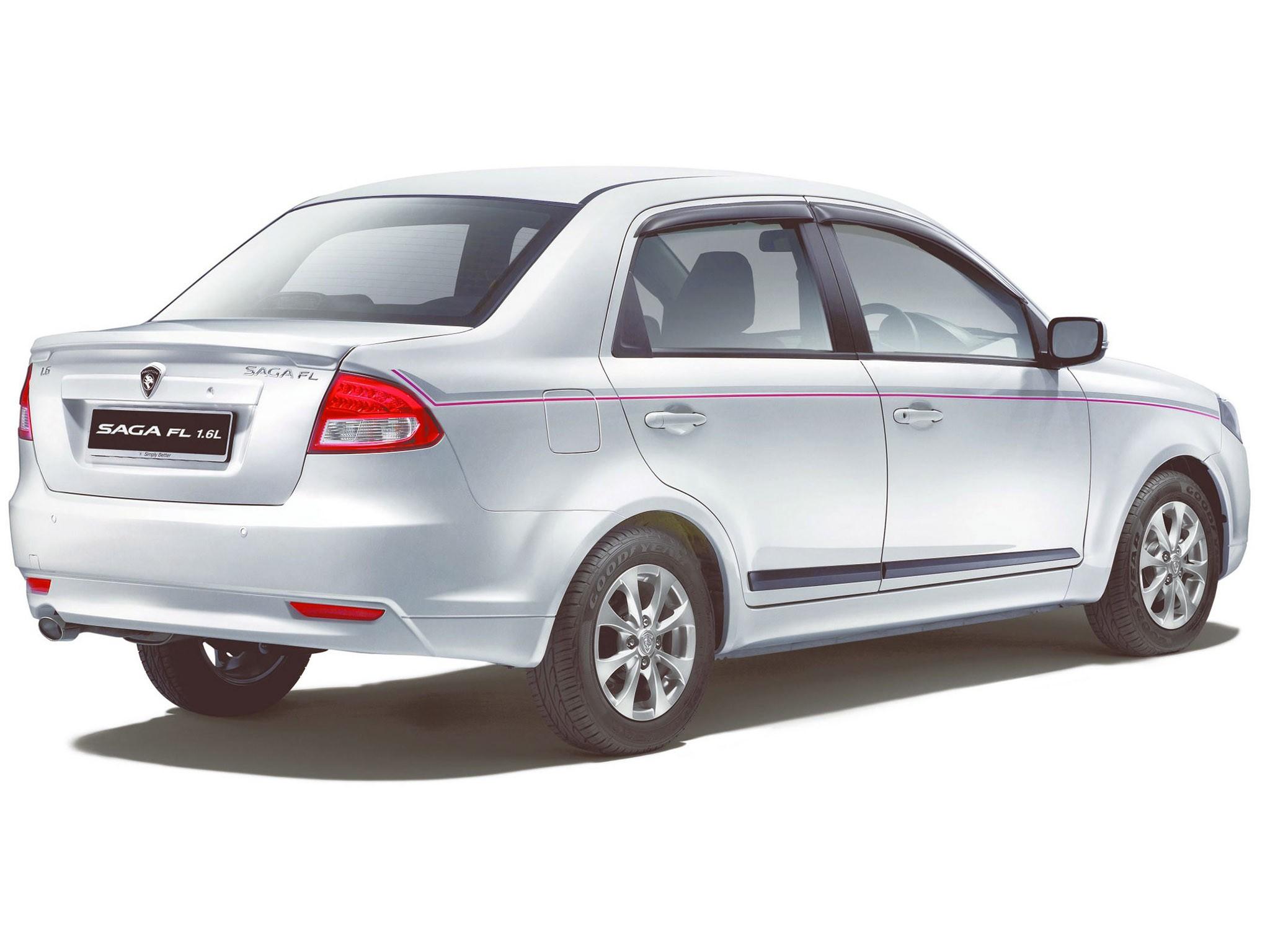 Proton Saga FL (2011)