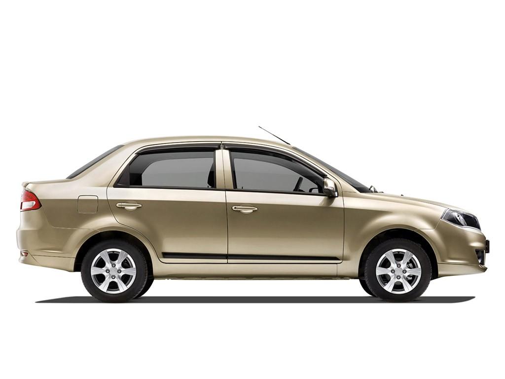 Proton Saga FLX (2011)