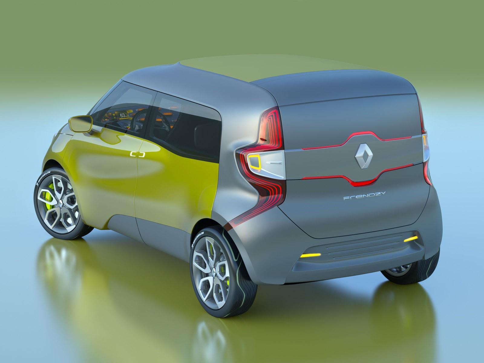 2011 Renault Frendzy Concept