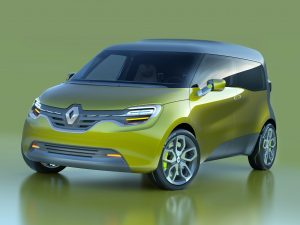 2011 Renault Frendzy Concept