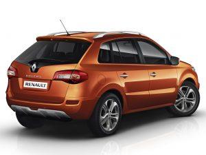 2011 Renault Koleos