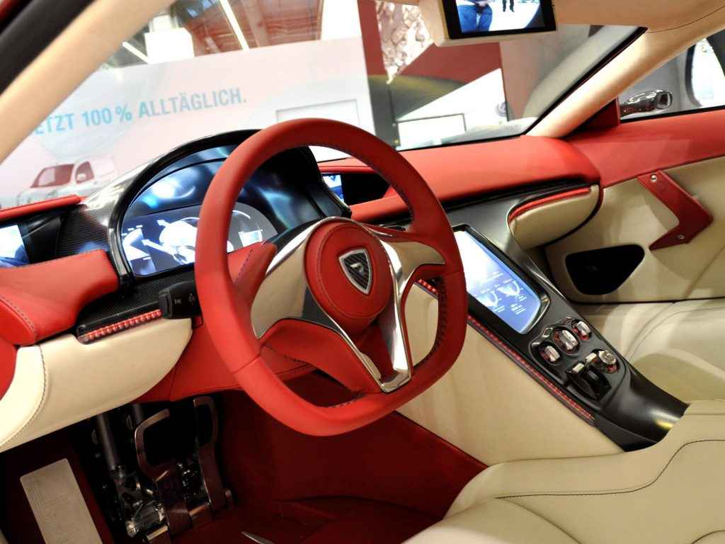 Rimac Concept One 2011 - La super-car électrique