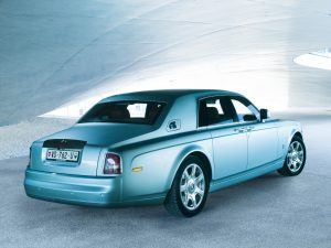 2011 Rolls Royce 102 EX Electric Concept