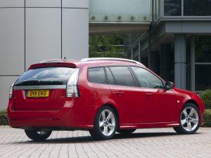 2011 Saab 9-3 Griffin Sport combi UK