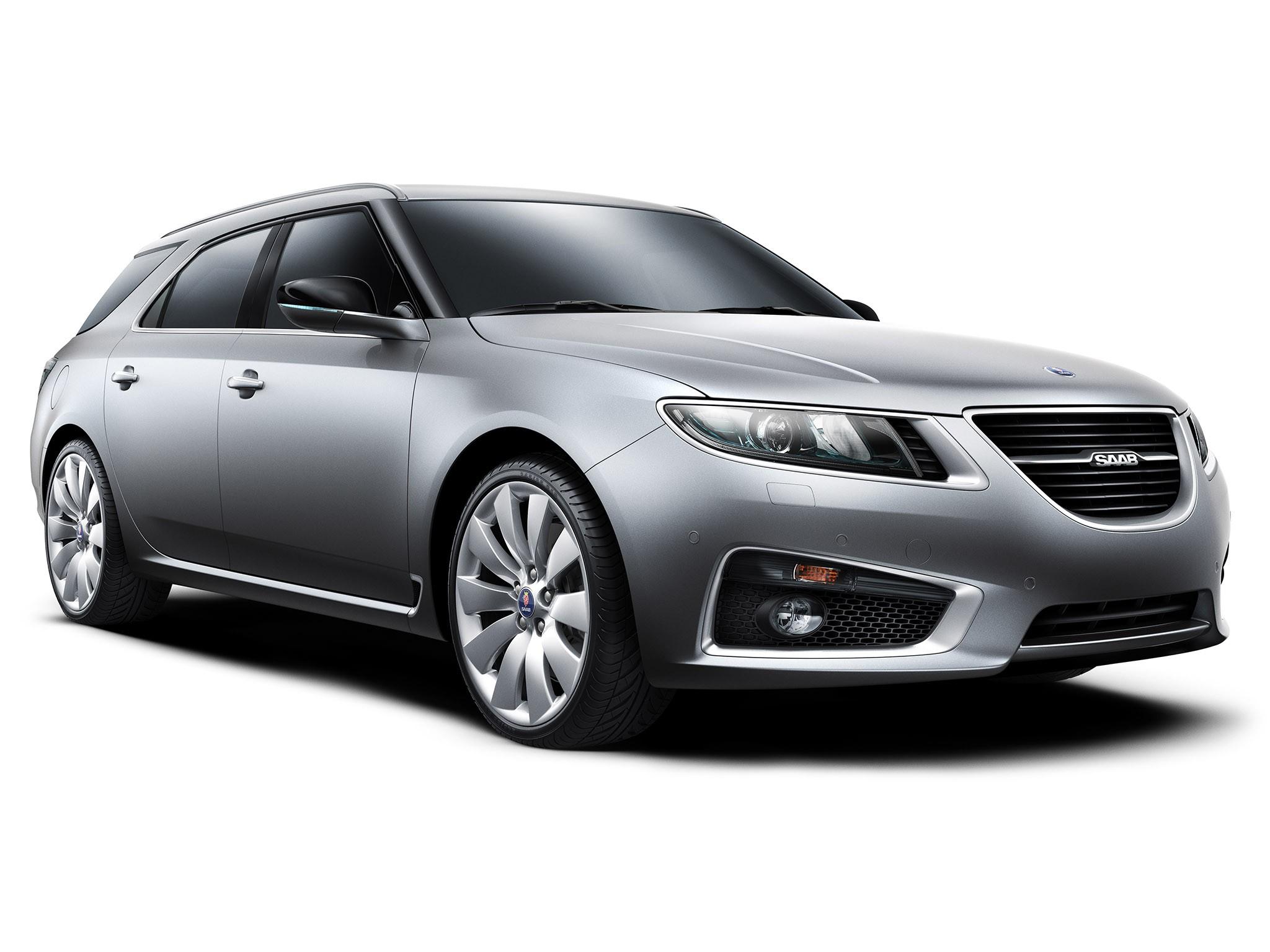 2011 Saab 9-5 Sport Combi