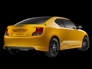 2011 Scion TC Release Series 7.0