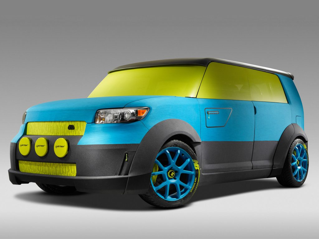 2011 Scion xB 686 Parklan Edition