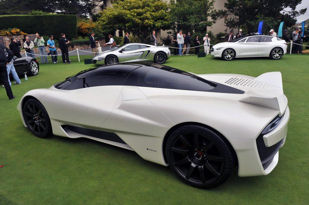 2011 Shelby Super Cars (SSC) Tuatara