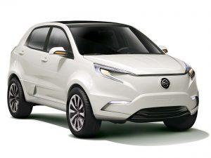 2011 Ssangyong Kev2 Concept
