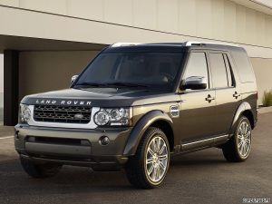 2012 Land Rover Discovery 4 HSE Luxury