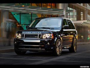 2012 Land Rover Range Rover Sport Stromen RRS Edition Carbon