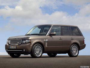 2012 Land Rover Range Rover Westminster