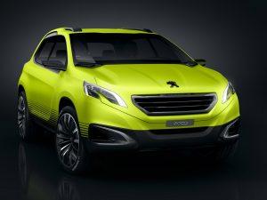 Peugeot 2008 Concept 2012