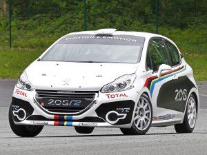Peugeot 208 R2 2012