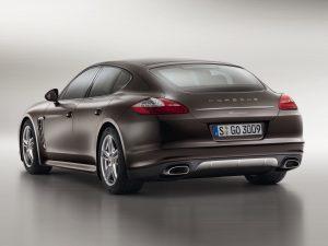 2012 Porsche Panamera Platinum Edition