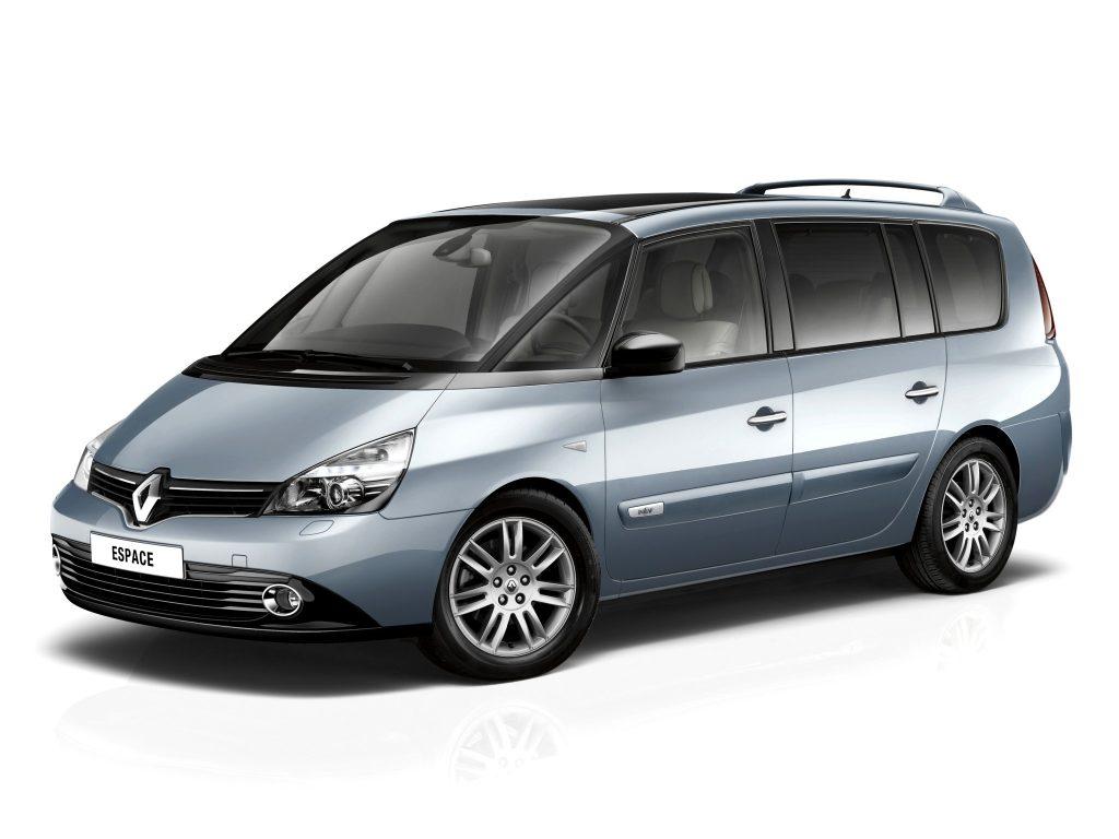 2012 Renault Grand Espace