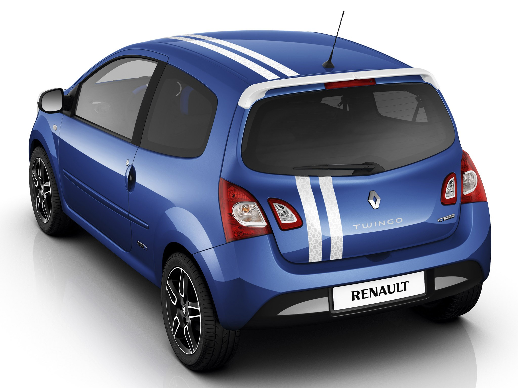 Renault Twingo Gordini 2012