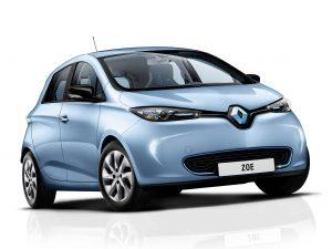 Renault Zoe 2012