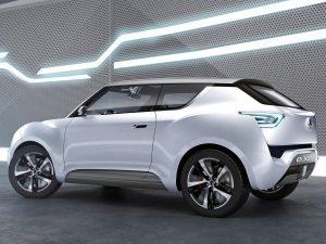 2012 Ssangyong e-XIV Concept