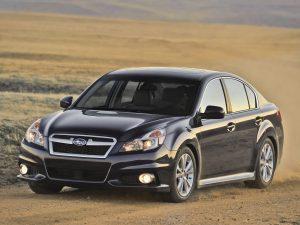 2012 Subaru Legacy 3.6R USA