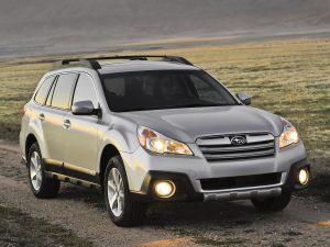 2012 Subaru Outback 2.5i USA