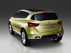 2012 Suzuki S-Cross Concept