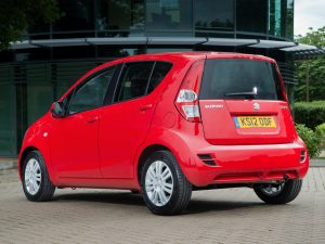 2012 Suzuki Splash UK