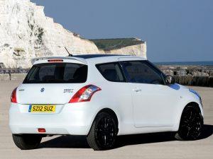 2012 Suzuki Swift Attitude Special Edition UK