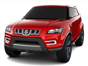 2012 Suzuki XA Alpha Concept