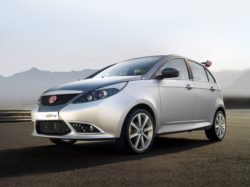2012 Tata Indica Vista Concept S2